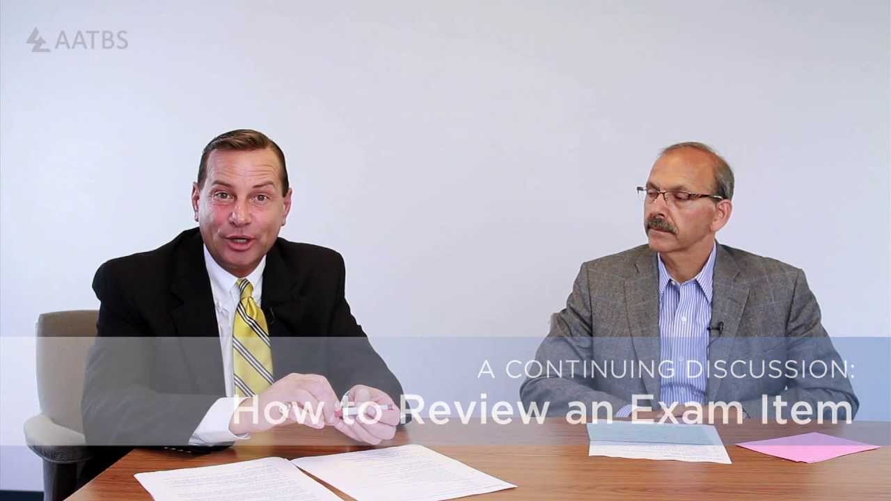 How To Review EPPP Exam Questions