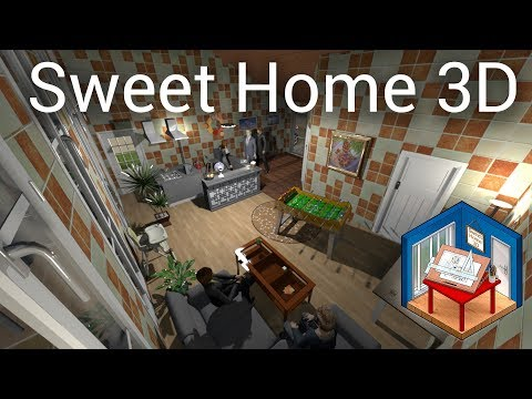 3D-Visualisierung mit Sweet Home 3D   haus-automatisierung.com