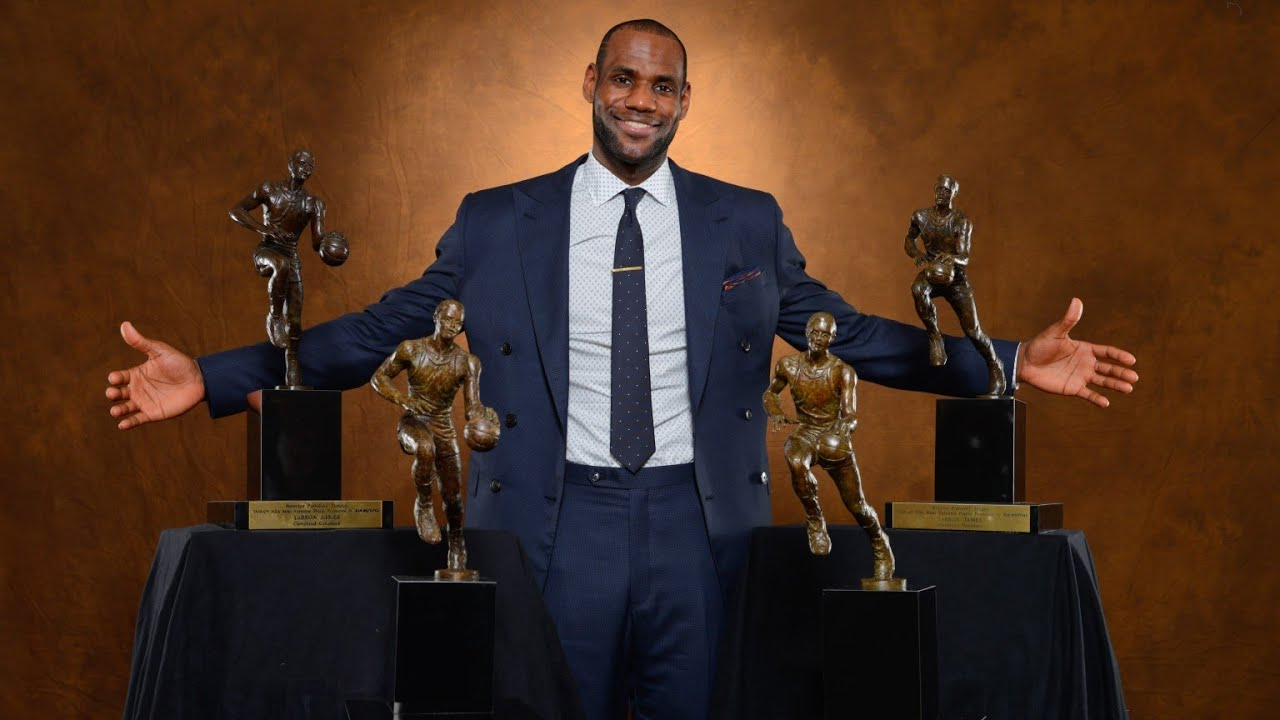 Image result for Lebron MVP