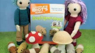 The Complete Idiot's Guide To Amigurumi Book Trailer
