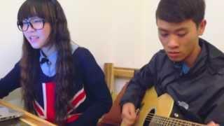 Here I Am cover by Uyên Domo & Way Kirin