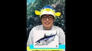 【お魚一問一答】さかなクン解説付ギョ魚ドリル#3 #Shorts