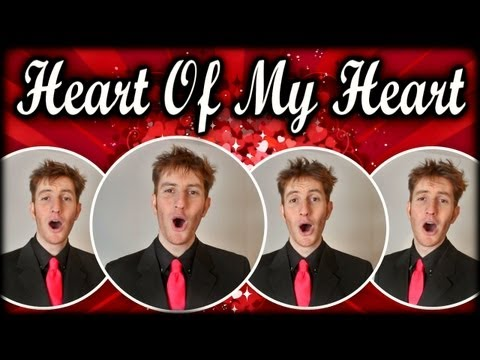 Heart Of My Heart (Valentines Barbershop Quartet) - Julien Neel