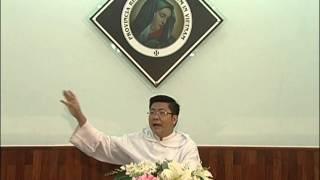 Bai 58: Tính bất khả phân ly của Hôn phối và thẩm quyền của Giáo hội