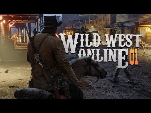 Wild West Online (PL) #1 - Czekając na Red Dead Redemption 2 (Gameplay PL / Zagrajmy w)