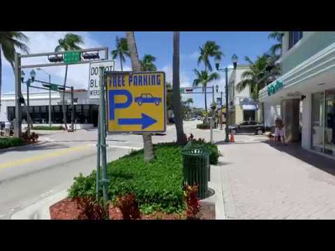 Downtown Delray Beach Parking | Downtown Delray Beach