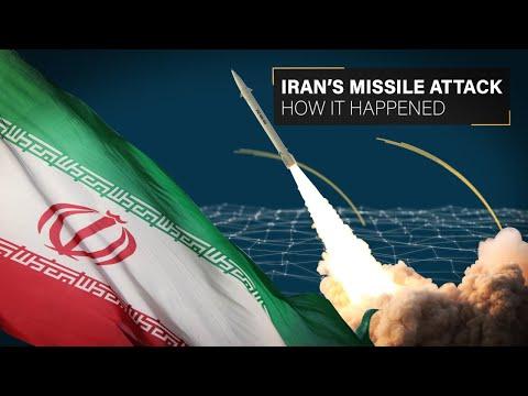 Iran's Missile Strike: