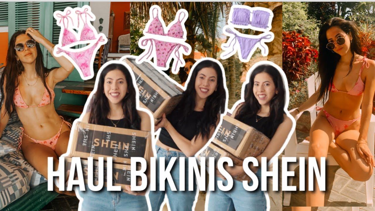 Bikinis Bonitos y Baratos - Haul Bikinis Shein Lima, Perú