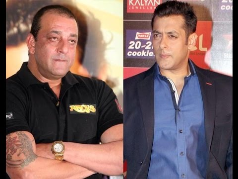 Sanjay dutt wants to take Salman khan on a Road trip