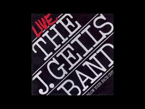 J. Geils Band - Musta Got Lost Live W/ Intro (Lyrics Under Description)