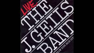 J. Geils Band - Musta Got Lost Live w/ Intro (Lyri