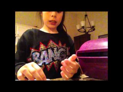 How To Make Easy Bake Oven Peanut Butter Cookies!