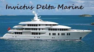 Самая дорогая яхта Invictus Delta Marine Yacht(Самая дорогая яхта Invictus Delta Marine Yacht - моторная яхта Invictus, название которой на латыни означает