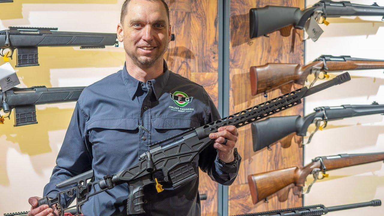 CZ introduces the BREN 2 BR battle rifle | GUNSweek com