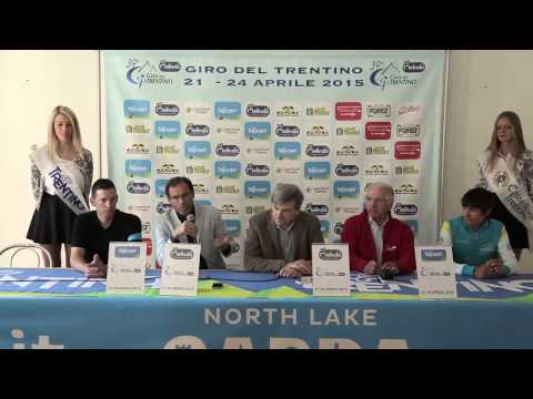 Giro del Trentino Melinda 2015: Cassani plugs Paolini
