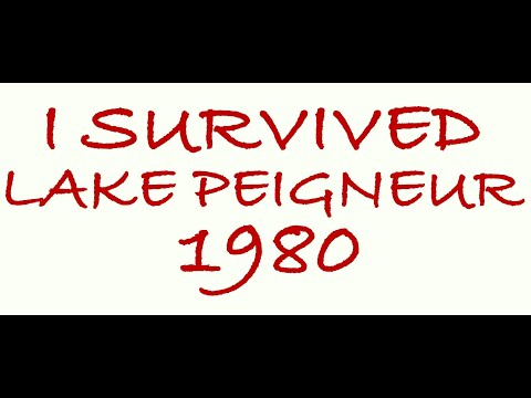 Lake Peigneur Drilling Incident 1980