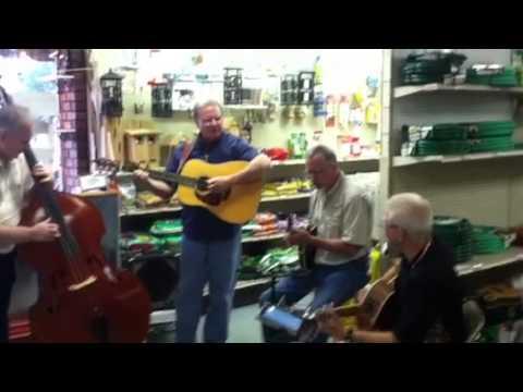 Sojourner Band at Vickery Hardware