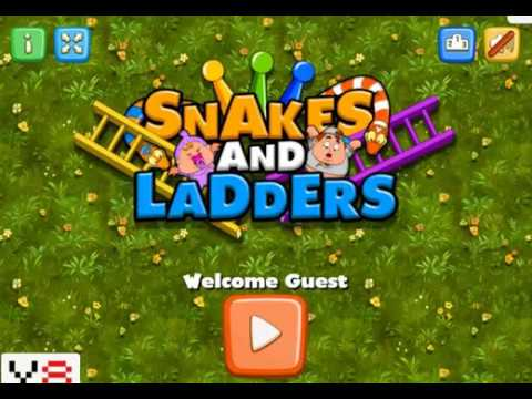 Snake And Ladders Gameplay