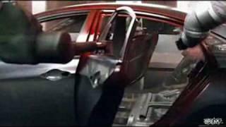 super bowl xliv commercials hyundai sonata paint