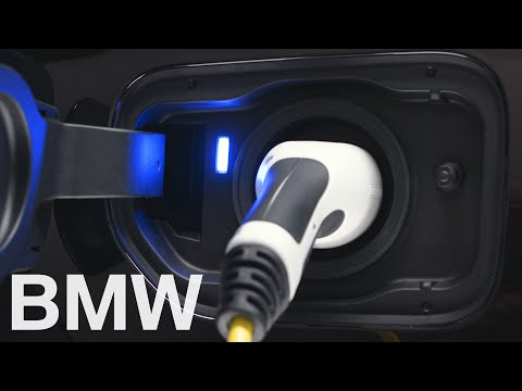 Charge indicator lamp colours of your Plug-in Hybrid or Electric Vehicle – BMW How-To