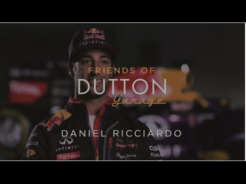 Friends of Dutton Garage: Daniel Ricciardo (Full Interview)