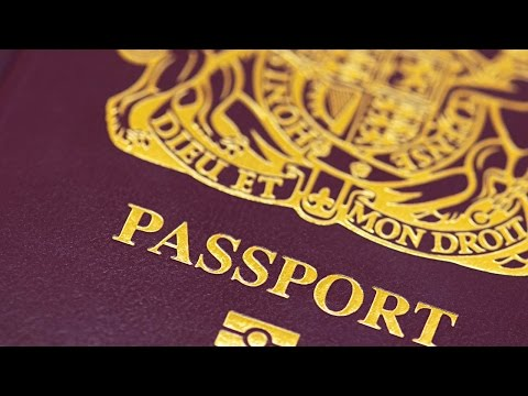 UK Passport Interview