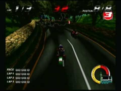 Dreamcast (Jap.) - Redline Racer