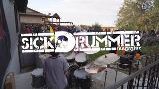 Dante Haas - Barn - Multi-Song Drum-Cam