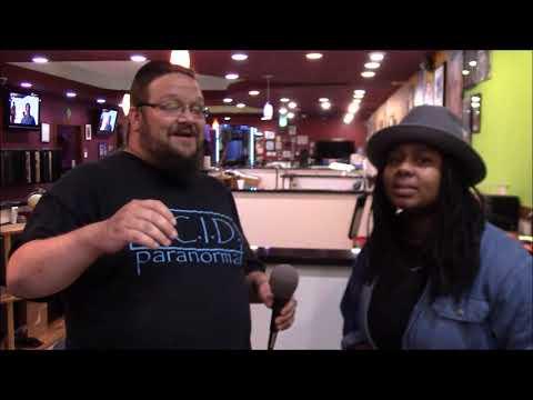 ACID Paranormal Investigation: Blue Horseshoe Tattoo, Virginia Beach, VA