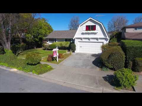 1026 Pilinut Court - Sunnyvale, CA by Douglas Thron drone real estate videos tours