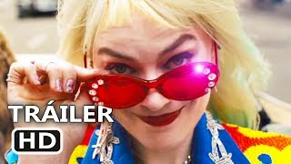 AVES DE PRESA Tráiler Español Latino SUBTITULADO # 2 (Nuevo, 2020) Margot Robbie, Harley Quinn