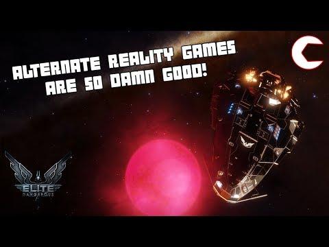 Elite Dangerous Alternate Reality Game: Why ARGs Work!
