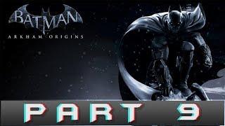 Batman: Arkham Origins Part 9 Hotel Parking Gameplay Walkthrough [PC]