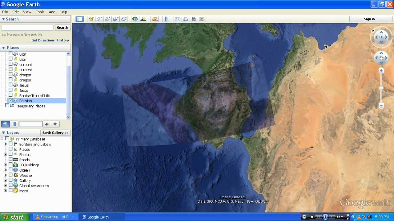 Proof God Is Real Google Earth Images Jesusu0027 Face   YouTube