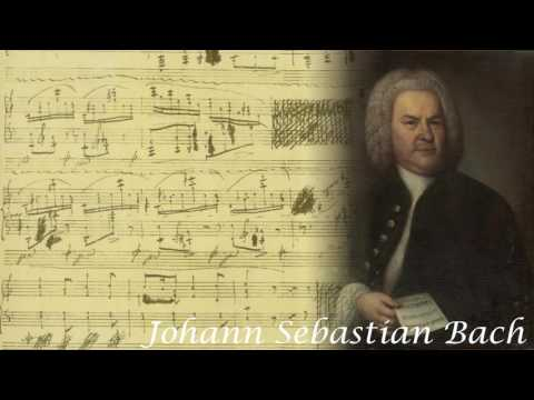 JS Bach Sinfonia No 12 in A Major, BWV 798