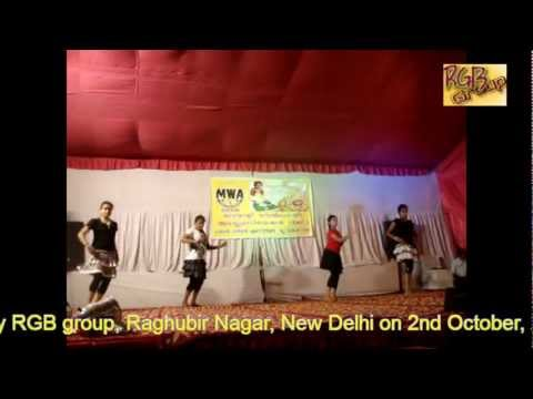RGB Group dance