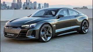 2018 audi e-tron gt concept - interior and exterior. subscribe. the next electric is being launched, following in footsteps of suv a...