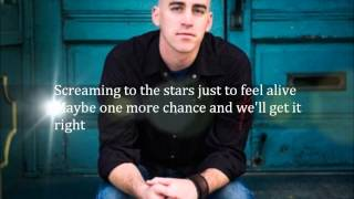 Tyrone Wells - In between the lines -  Lyrics