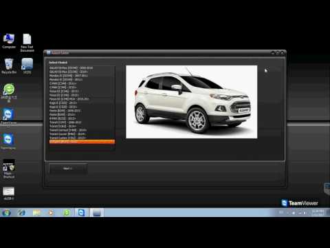 UCDS Ford Full V1 26 008 UCDS Pro+ Software Installation Demo obd2repair