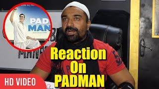 Ajaz Khan Reaction On Padman And Padman Challenge | Akshay Kumar, Sonam Kapoor, Radhika Apte