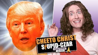 CHEETO CHRIST STUPID-CZAR - Randy Rainbow Song Parody SUBSCRIBE FOR THE LATEST RANDY RAINBOW VIDS!** RANDY RAINBOW LIVE ON TOUR!: FIND TICKETS HERE: randyrainbow.com/t our/  ...