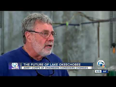 Army Corps Of Engineers Set To Revise Management Of Lake Okeechobee