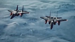 U.S. & Canadian Air Power • NORAD Show Of Force