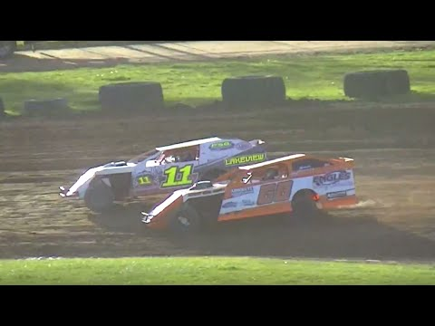 UEMS E-Mod Heat Three | McKean County Raceway | Fall Classic | 10-10-15