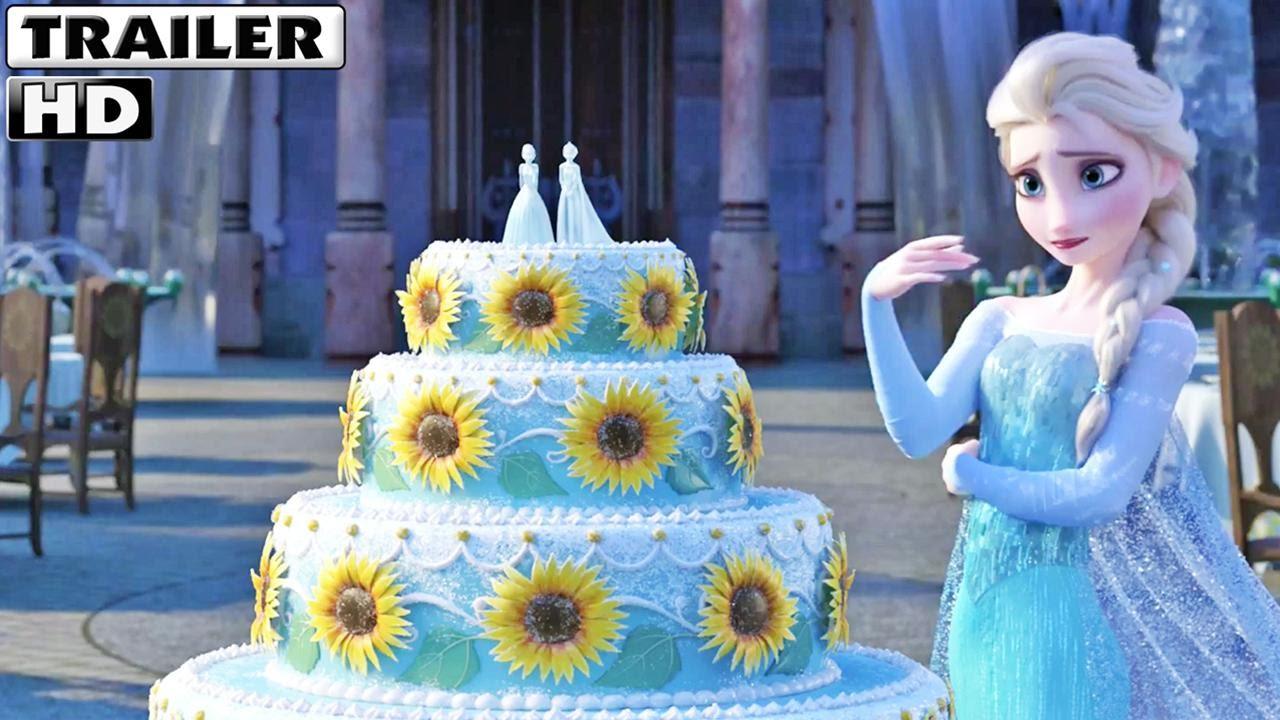 Die Eiskonigin Party Fieber Trailer 2015 Deutsch Youtube