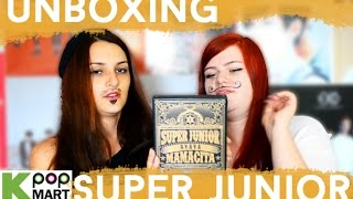 SUPERJUNIOR - Mamacita [Unboxing] Thumbnail