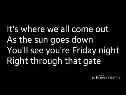 Dirt Track Anthem - Coal Town [OFFICIAL LYRIC VIDEO]