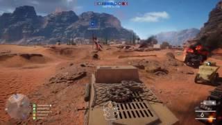 Battlefield™ 1_Tank Run