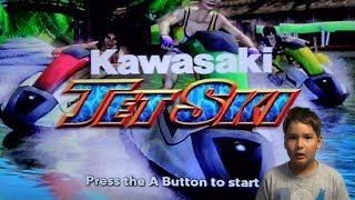 KAWASAKI JET SKI - PART#1