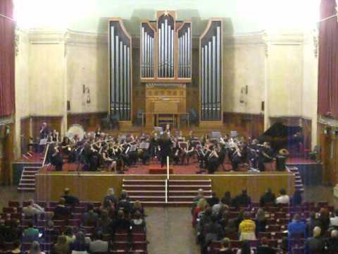 Bangor University Concert Band - The Chronicles of Narnia: The Lion, the Witch and the Wardrobe